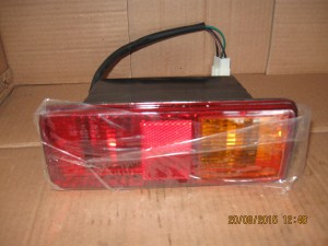 Lampa tył (rear tail lamp assembly)FT254